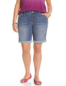 Genius Fit™ Bermuda short