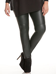 Vegan leather legging by Lysse