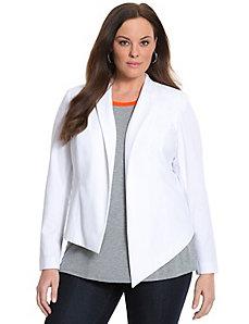 6th & Lane asymmetric jacket