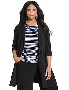 Simply Chic matte Jersey duster