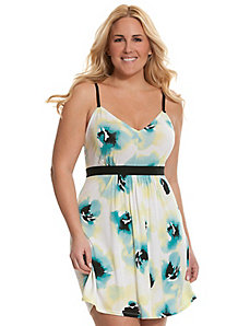 Tru to You floral chemise