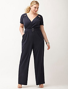 6th & Lane cut-out jumpsuit