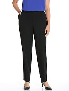 Lena Smart Stretch slim leg pant