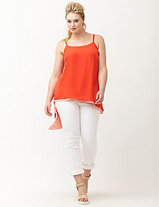 6th & Lane asymmetric cami tunic