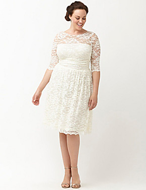 lane bryant wedding dresses lace wedding dress by kiyonna bryant 5390