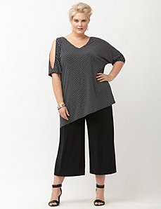 Simply Chic wide leg crop