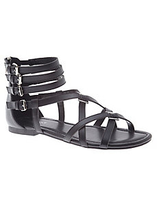 Leonora leather gladiator sandal