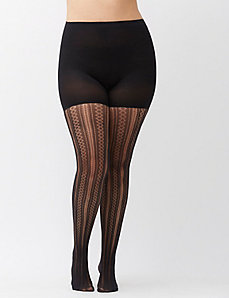 Case in Pointelle tights by SPANX&reg