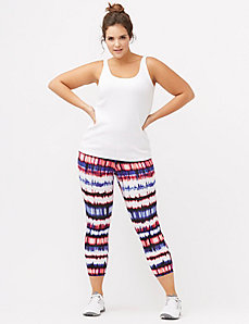 Signature Stretch capri legging