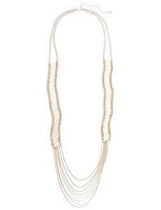Ladder station necklace
