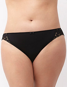 Strappy back bikini panty
