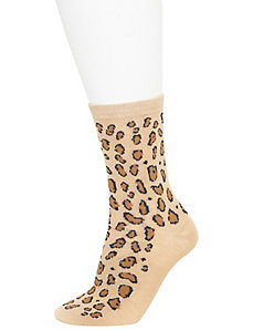 Animal crew socks 2-pack