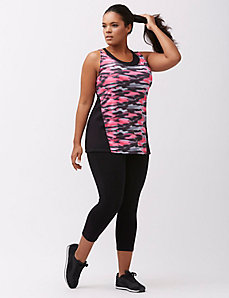 Combat Cancer Camo wicking tank