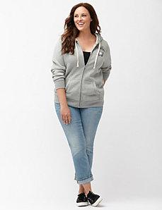 Philadelphia Eagles zip front hoodie