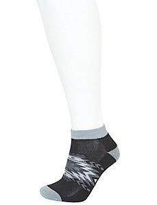 Aztec low-cut sock 3-pack
