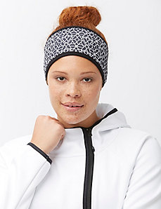 Cold weather active headband