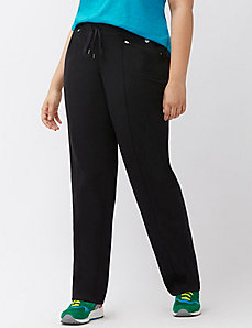 Signature Stretch relaxed straight active pant