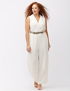 Evening jumpsuit by ABS Allen Schwartz