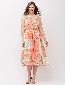Inside-Tie-Front Dress