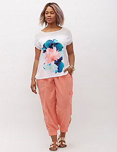 Mystic Floral Graphic Tee
