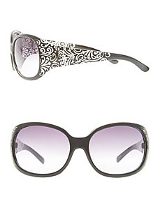 Scroll detail sunglasses