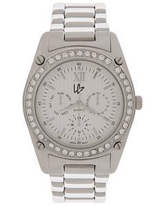 Round face watch by Lane Bryant