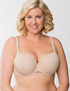 Moisture-wicking bra