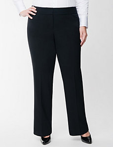 Lena tailored stretch classic leg pant