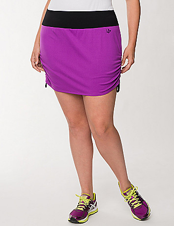 Plus Size Tennis Skirt