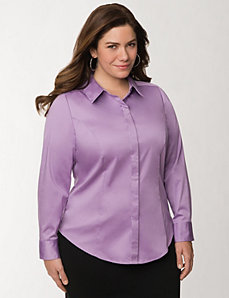 The Perfect Shirt with covered placket