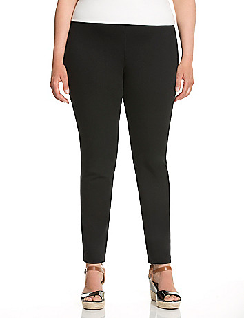 Slimming ankle pant