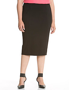 6th & Lane seamed pencil skirt