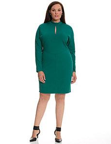 6th & Lane dolman mini dress