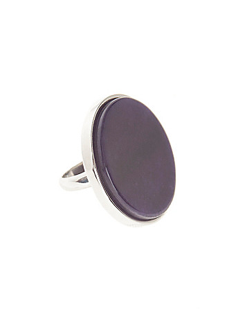 Solid disc ring by Lane Bryant