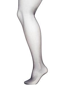 Shimmer sheer pantyhose