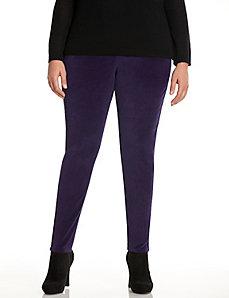 Velvet skinny pant with Tighter Tummy Technology