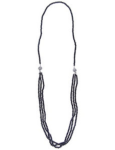 Convertible bead necklace