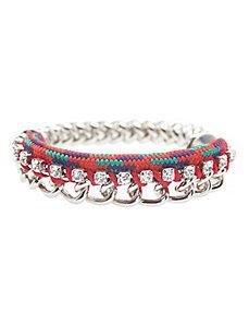 Friendship bracelet with stones