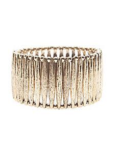 Tribal stretch bracelet