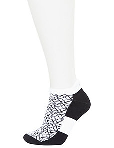 Wicking active socks