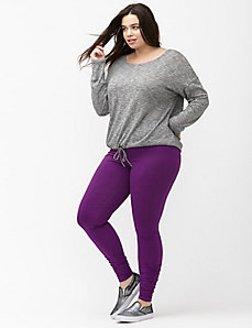 Control Tech ruched active leggings