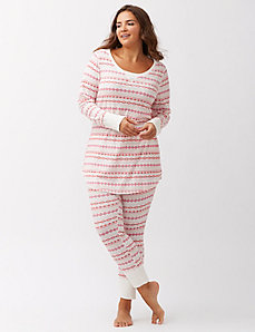 Thermal 2-piece PJ set
