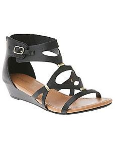 Gladiator wedge sandal