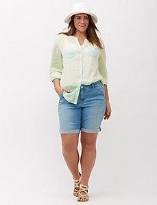 Casual Stripe Shirt