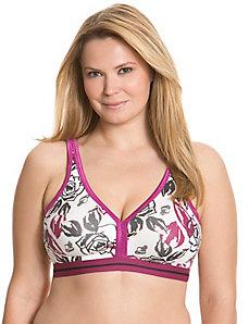 No-wire bra