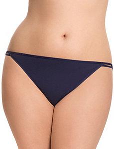 Sassy cotton string bikini panty